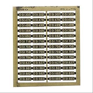 レボリューションファクトリー Nゲージ D51ナンバー関西方面1 改良   RLF080