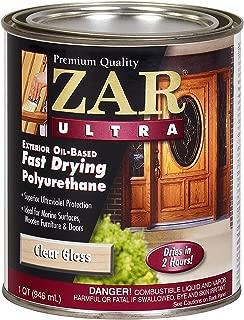 ZAR 34012 Gloss Ultra Fast Drying Exterior Polyurethane