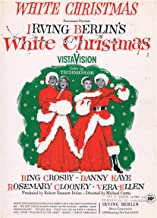 WHITE CHRISTMAS, from Paramount Presents Irving's Berlin's