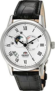 Orient Men's 'Sun and Moon Version 2' Japanese Automatic Watch