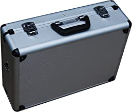 """Vestil CASE-1814 Rugged Textured Carrying Case with Rounded Corners. 18"""" Length, 14"""" Width, 6"""" Height"""