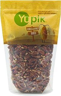 Yupik Nuts Raw Organic Pecans Large Pieces, 2.2 lbs.