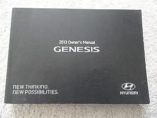 2013 Hyundai Genesis Coupe Owners Manual