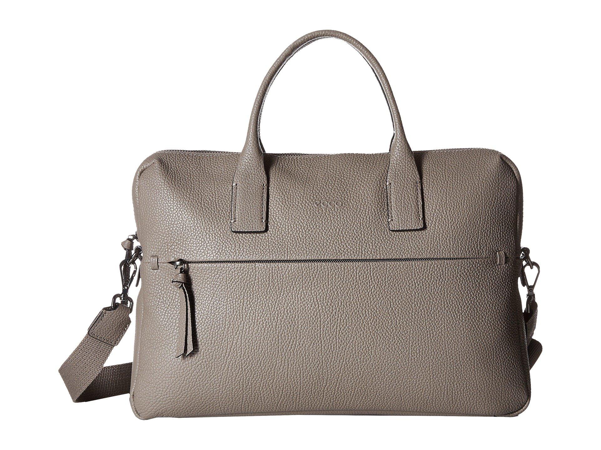 Maletin para Mujer ECCO SP Slim Briefcase  + ECCO en VeoyCompro.net