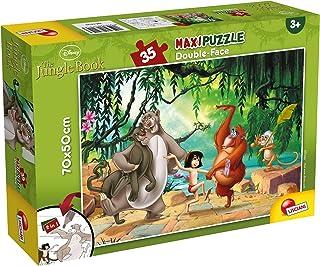 Puzzle DF Supermaxi 35 Jungle Book