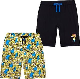 Pantalones Cortos Hombre, Pantalon Corto Hombre Deporte 100% Algodon, Pantalones Hombre Comodos, Regalos para Hombre Adolescente Talla S-3XL