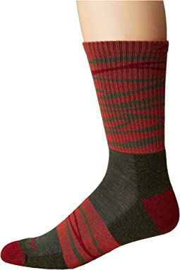 Darn Tough Vermont - Switchback Micro Crew Light Cushion Sock