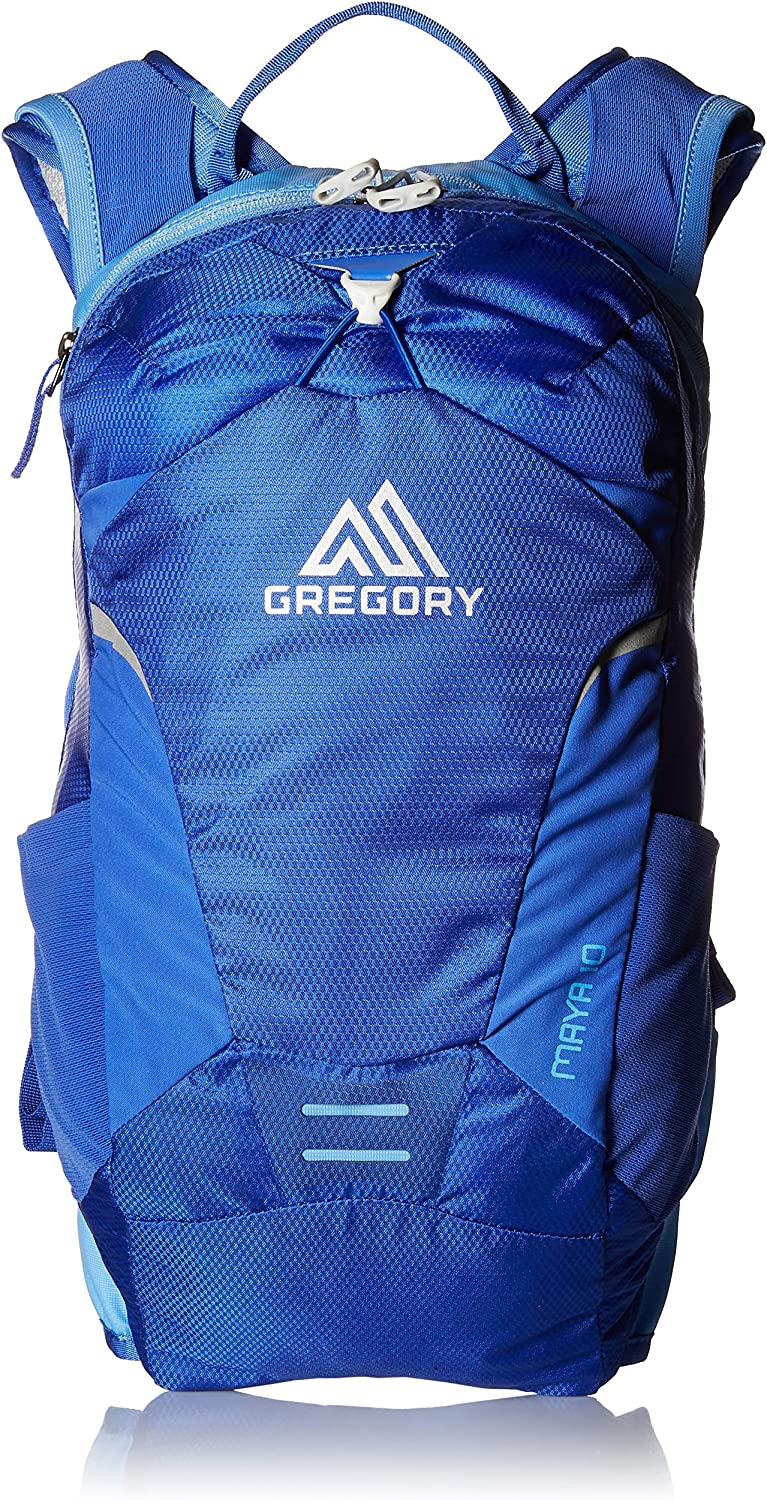 Gregory Mountain Products Maya 10 Liter Women's Day Hiking Backpack   Trail Running, Mountain Biking, Travel   Durable Straps and Hipbelt, Helmet Compatible Pocket   Comfort on The Trail