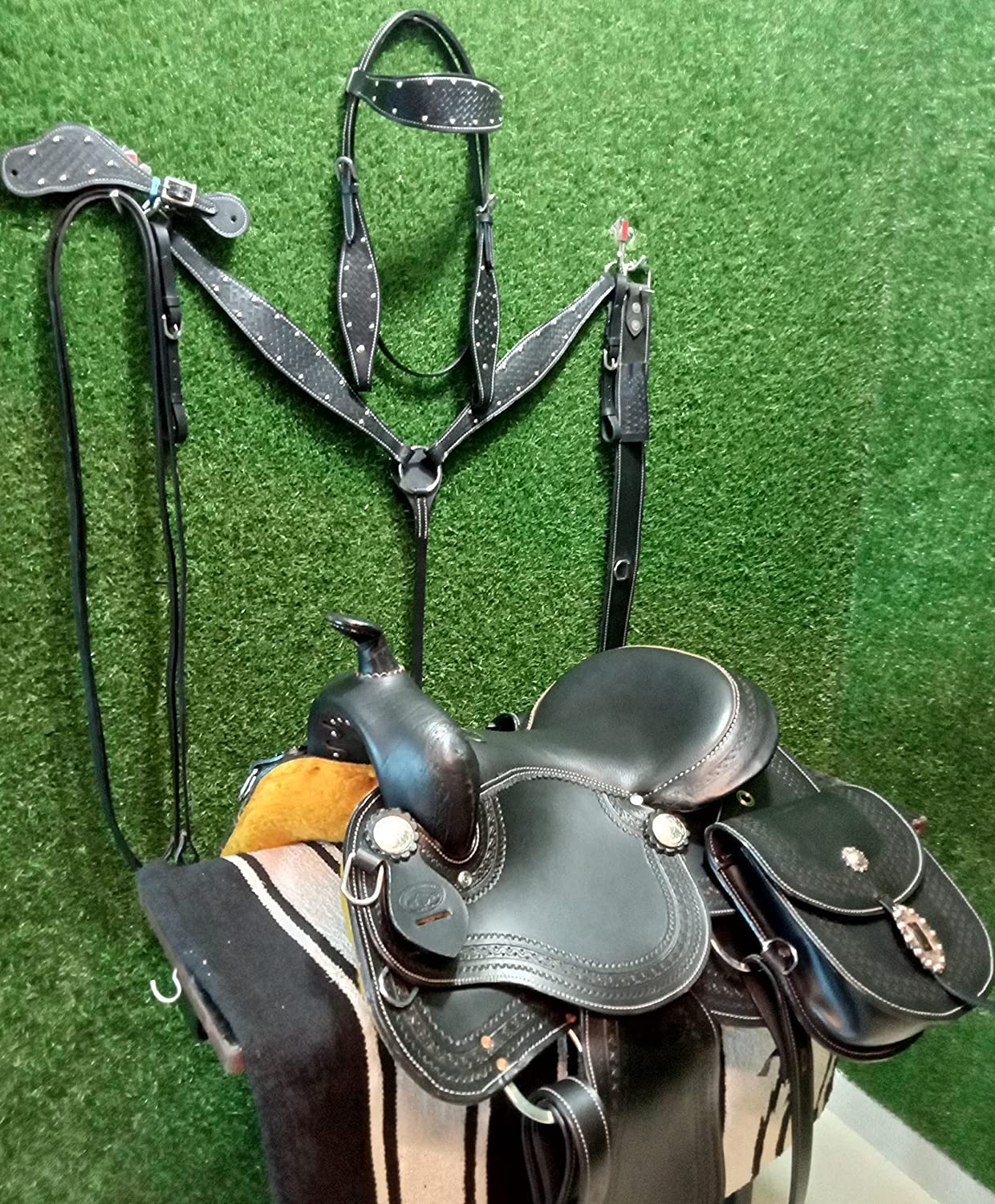 HORSE [Alternative dealer] SADDLERY IMPEX Youth Child Classic Quality Lowest price challenge Handmade Premi