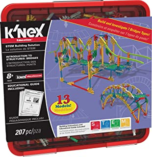 Best k nex education intro to structures bridges set Reviews
