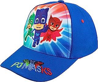 Disney PJ Masks Boys' Blue Baseball Cap - Size Toddler Age 2-5