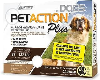 PetAction Plus Flea and Tick Treatment