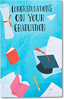 American Greetings Happy Beginning Graduation Card with Music