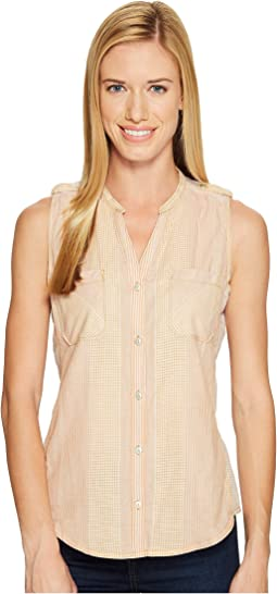 Woolrich Conundrum Eco Rich Sleeveless Shirt