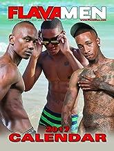Flava Works presents: FlavaMen Magazine 2017 Sexy Nude Black & Latin Men Wall Calendar