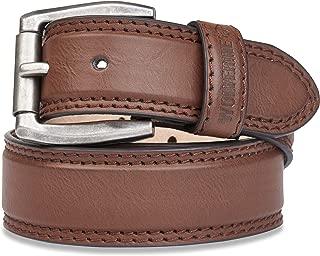 Best double buckle belt mens Reviews