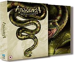 Anaconda 1-4 (Boxset) [Blu-ray] [Reino Unido]