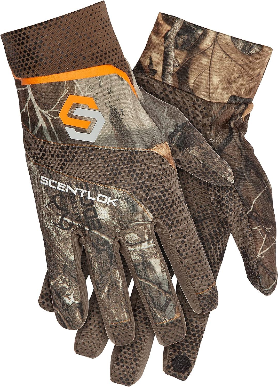 Over item handling ☆ ScentLok Savanna Lightweight Shooter Selling rankings Gloves Camo