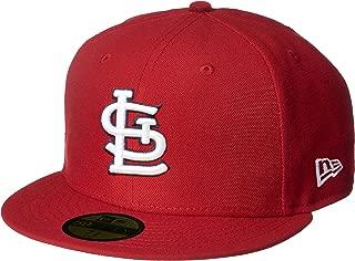 (ニューエラ)NEW ERA ベースボールウェア MLB ACPERF セントルイス・カージナルス ゲームキャップ 17J 11449337 [ユニセックス] 11449337 チームカラー 7.1/2