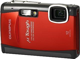 OLYMPUS 防水デジタルカメラ μ TOUGH 6010 レッド μTOUGH-6010RED