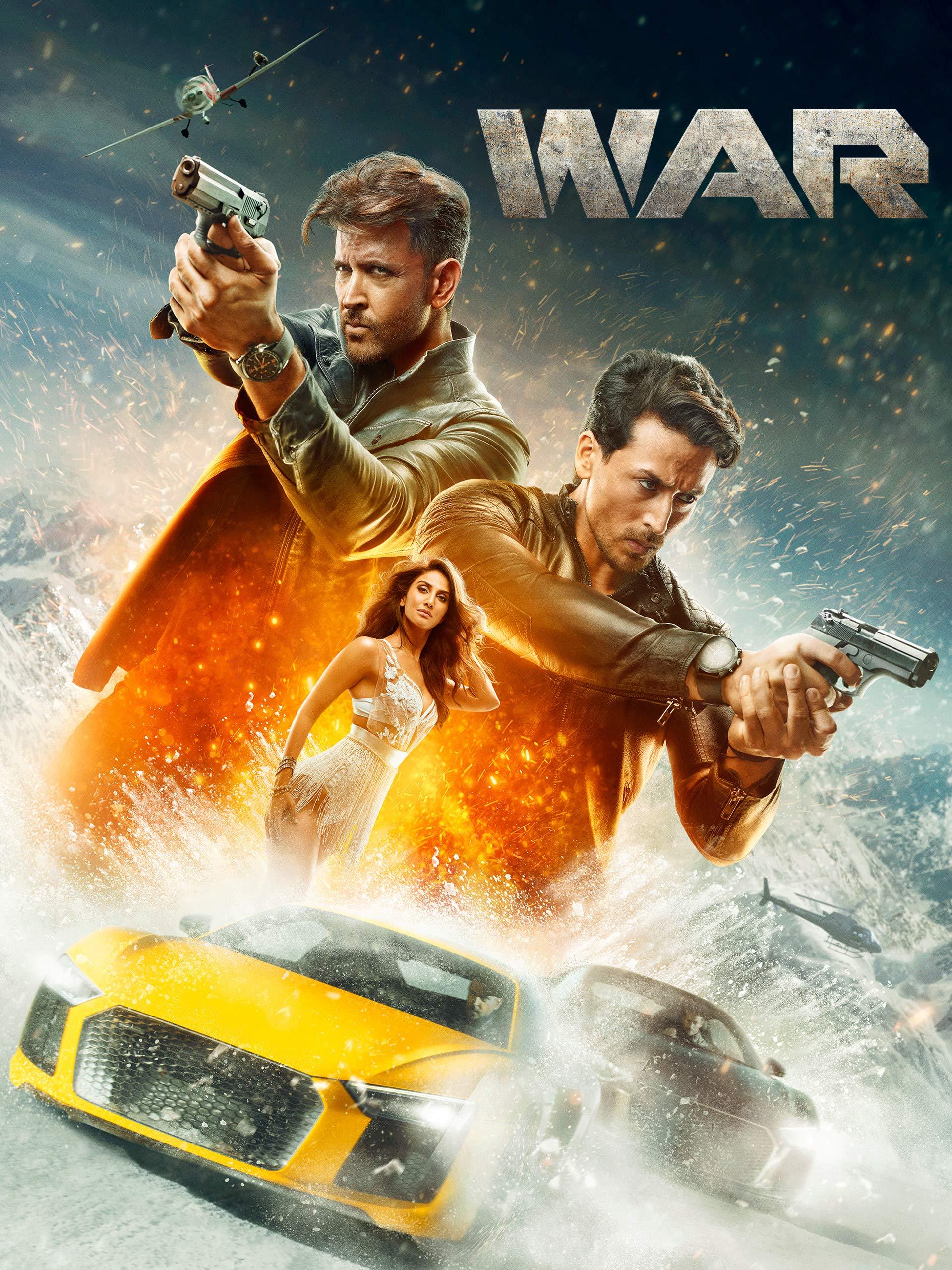 War (2019) BluRay 1080p 10bit HEVC Hindi DD 5.1 H265 ESubs ~RONIN~ | G- Drive | 3.41 GB |