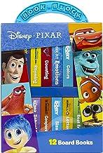 Disney Pixar – My First Library 12 Board Book Block Set – PI Kids