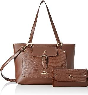 Lavie GUNAI Women's Handbag with Wallet (Choco)