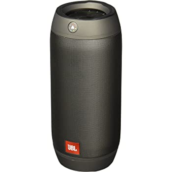 JBL Pulse 8 Portable Splashproof Bluetooth Speaker, Black