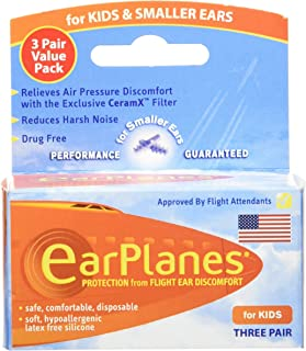 do babies need ear plugs for flying