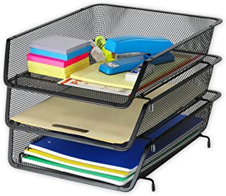 slotted pen tray