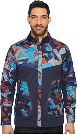 Ouzo Full Snap Lightweight Stryke Jacket