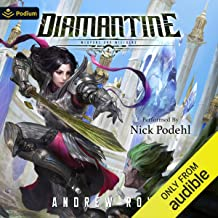 Diamantine: Weapons and Wielders, Book 2