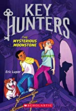 Key Hunters#01: The Mysterious Moonstone [Paperback] [Jan 01, 2017] Books Wagon