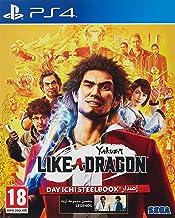 Yakuza Like A Dragon Day Ichi Steelbook (PS4)