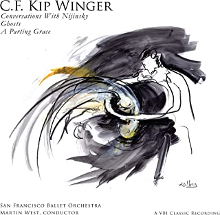 C.F. Kip Winger: Conversations with Nijinsky, Ghosts & A Parting Grace
