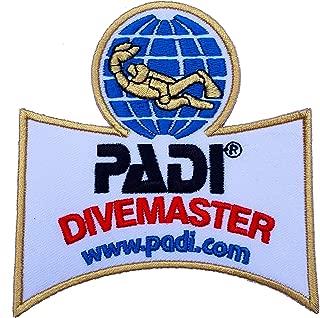 PADI Divemaster Shoulder Patch by Padi