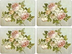 Pimpernel Antique Roses Placemats Count