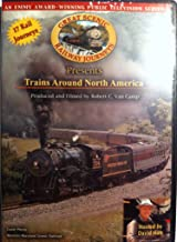 trains around north america dvd