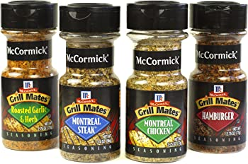 4-Count McCormick Grill Mates Spices