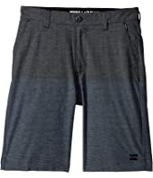 Billabong Kids - Crossfire X Line Up Short (Big Kids)