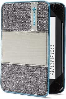 Timbuk2 フリップスタージャケットカバー(軽量かつ耐久性のある保護機能つき)、グレー/コールドブルー【Kindle Paperwhite(第5世代、第6世代、第7世代、マンガモデル)専用】