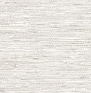 NuWallpaper NU2875 Grassweave Cream Peel and Stick Wallpaper