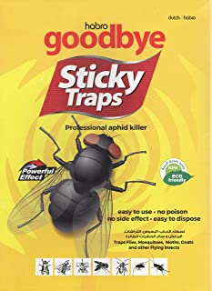 Dutch and Habro Goodbye Sticky Trap 5 Nos