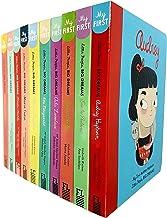 Little People, Big Dreams Series 1 & 2: 10 Books Collection Set (Amelia Earhart,Coco Chanel,Frida Kahlo,Marie Curie,Maya Angelou,Rosa Parks,Emmeline Pankhurst,Ella Fitzgerald,Audrey Hepburn,Ada Love
