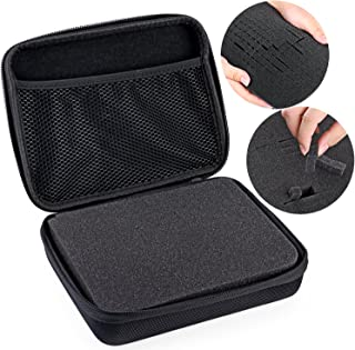 Portable Carrying Case Bag for GoPro Camera and Gopro Accessories,Hapurs Durable Travel Carry Protective Case Storage Bag for GoPro Hero 2 3 3+ 4 Hero 4 Session Hero 5 Session and Accessories