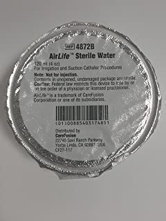 airlife sterile water
