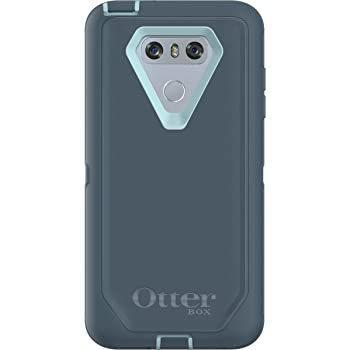 OtterBox DEFENDER SERIES Case for LG G6 - Retail Packaging - MOON RIVER (BAHAMA BLUE/TEMPEST BLUE)