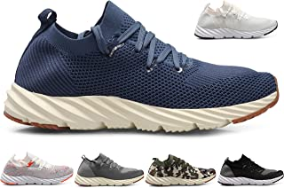 Men's Forward Ultra Lightweight Comfort Walking Shoes Breathable Slip on Fashion Sneakers
