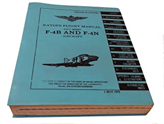 NATOPS Flight Manual Navy Model F-4B and F-4N Aircraft NAVAIR 01-245FDB-1