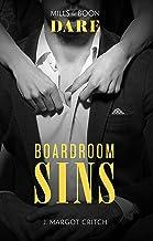 Boardroom Sins (Sin City Brotherhood Book 1)